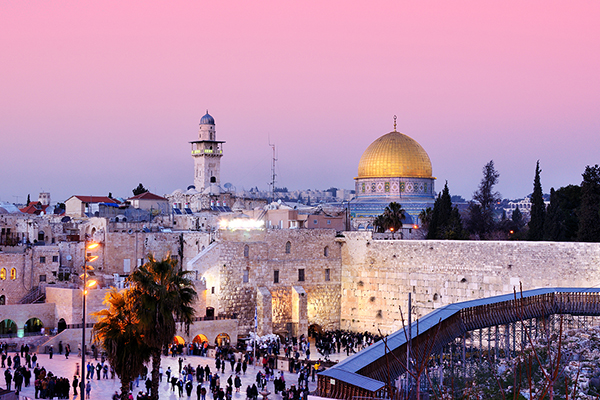 Monday May 27: Jerusalem