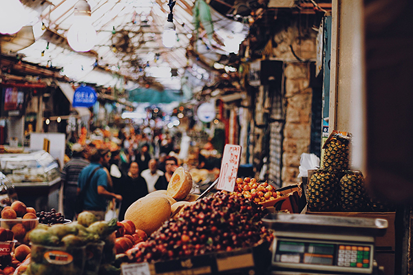 Saturday May 25: Jerusalem